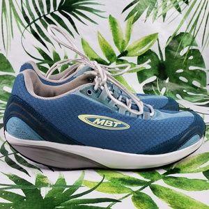 MBT Mahuta aqua mesh sneaker shoe  6-6.5
